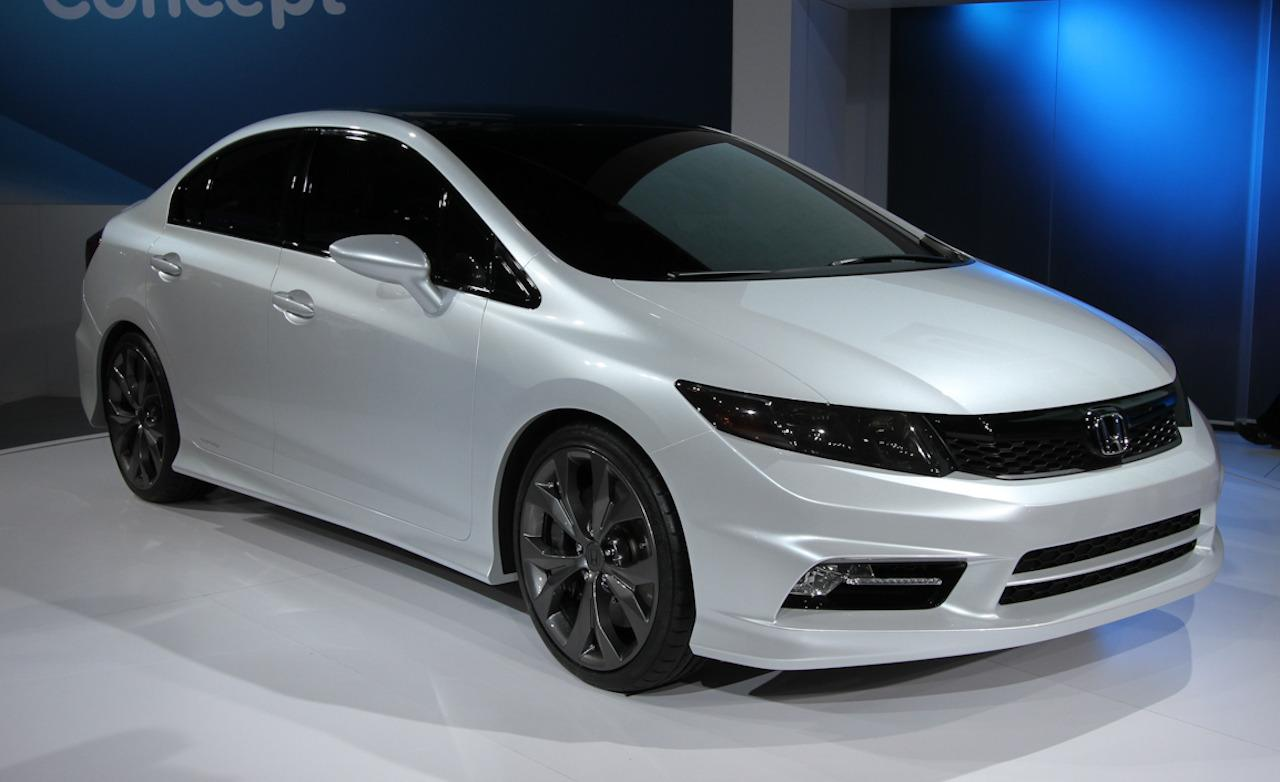 2019 Honda Civic Si Concept Car Photos Catalog 2018