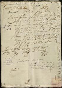 Documentos de la Sección de Inquisición del Archivo Histórico Nacional