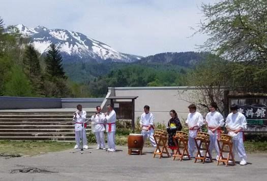 子安諏訪神社祇園囃子