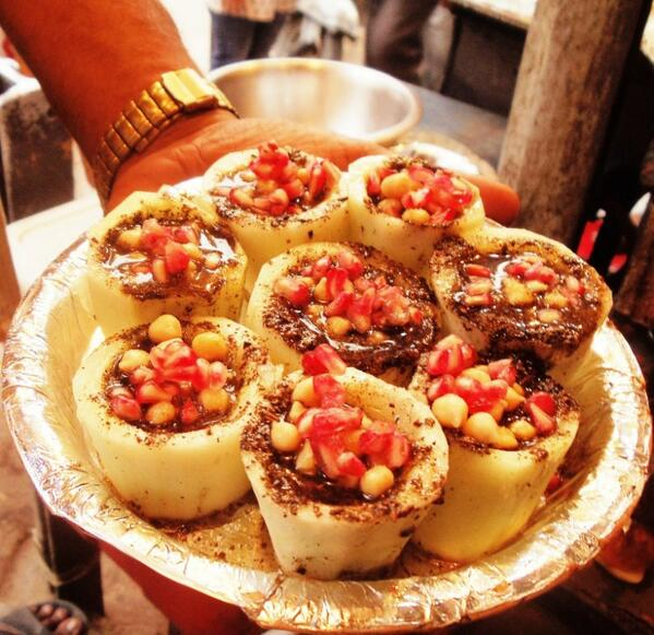 Need a reason to get out? Try Delhi's Street Food!