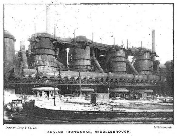Acklam Ironworks