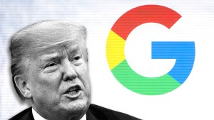 Google and YouTube removed  over 300 Trump campaign ads