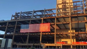 Virginia officials REMOVE American flag from building On July 4th, because it's 'target' for protesters