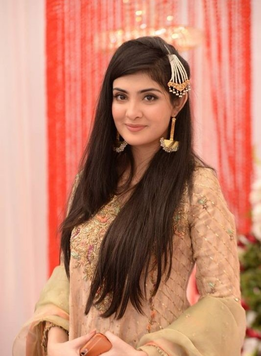 Aleezay Tahir Pakistani fresh actress