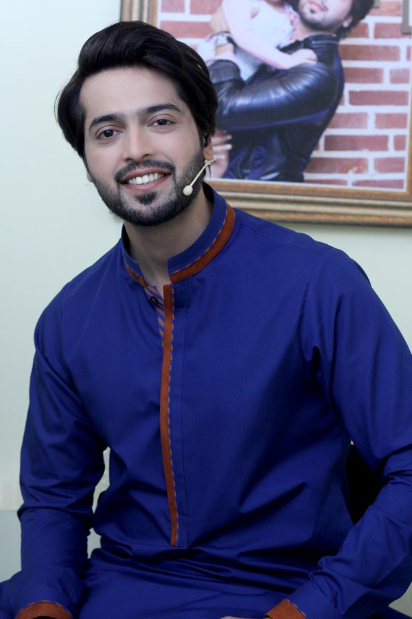 Fahad Mustafa Height, Weight, Age, Body Measurement, Wife, DOB
