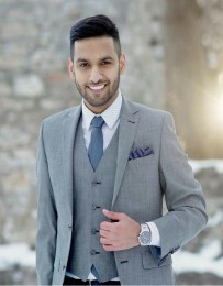 Zaid Ali Height, Weight, Age, Body Measurement, Wife, DOB