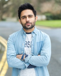 Hamza Firdous Height, Weight, Age, Body Measurement, Wife, DOB