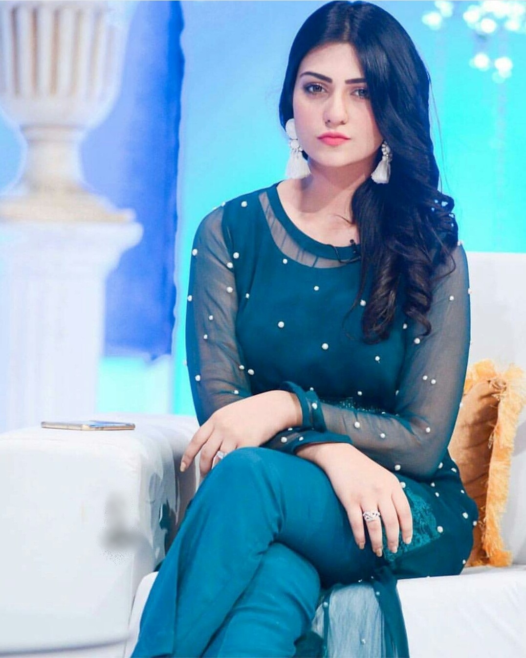 Sarah Khan Pakistani model actress
