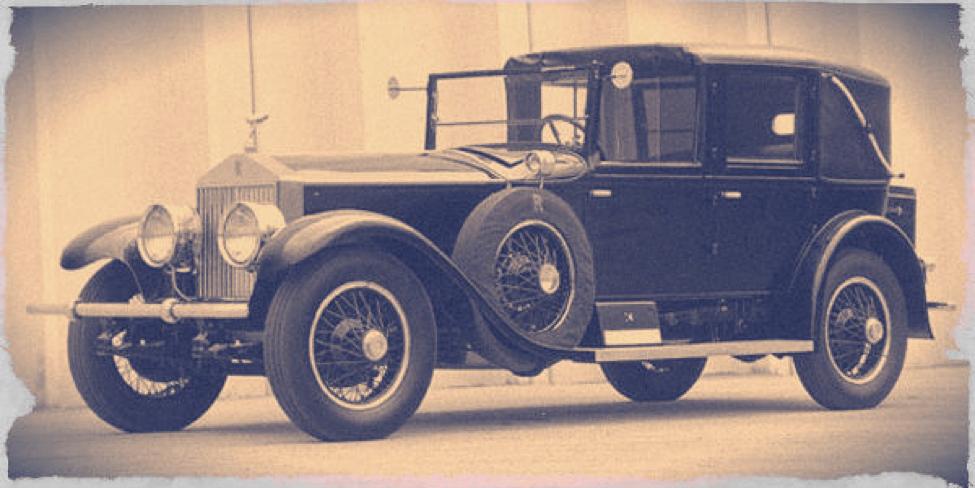 men of 1920s