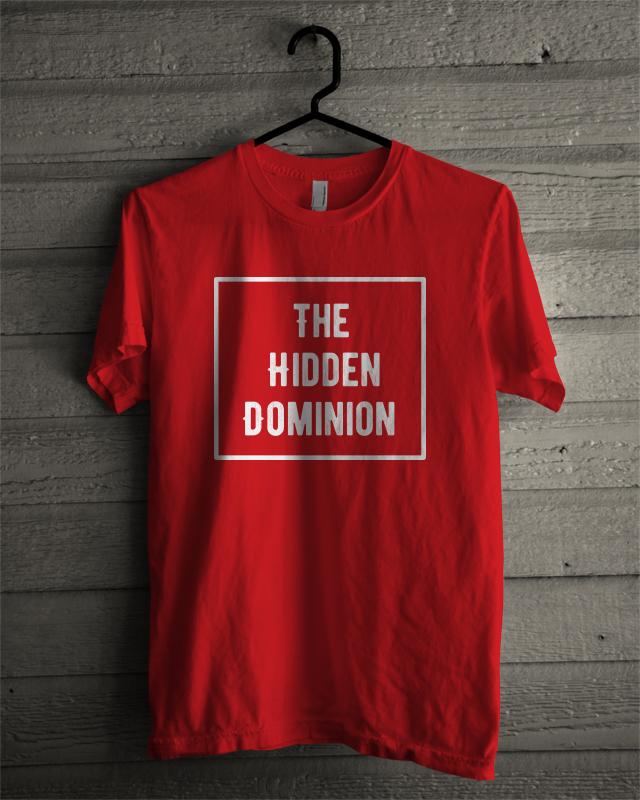 The Hidden Dominion Merch