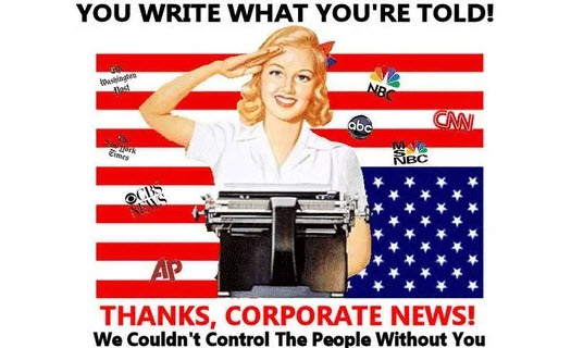 mainstream media elected