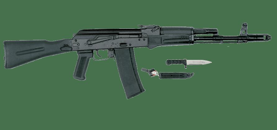 Differences between AK-47, AK74, AKM, AK12, Ak46