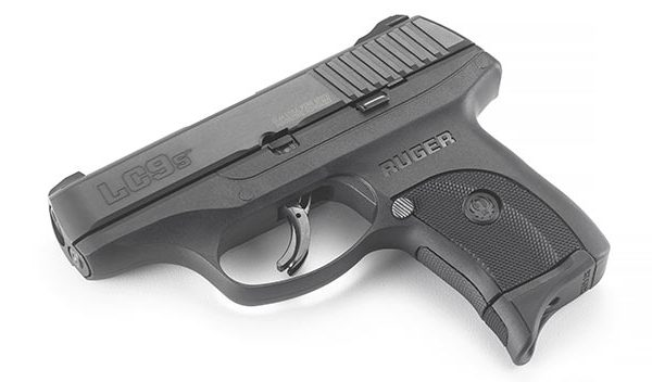 Ruger LC9s Pro