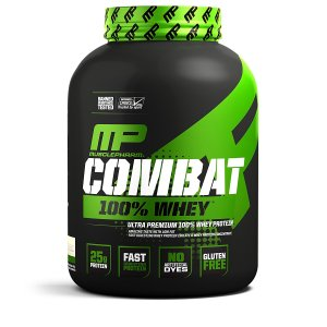 MusclePharm Combat Protein Powder Men Supplements