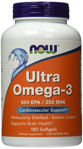 ultra omega 3 now fish oil