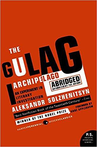 aleksandr solzhenitsyn books