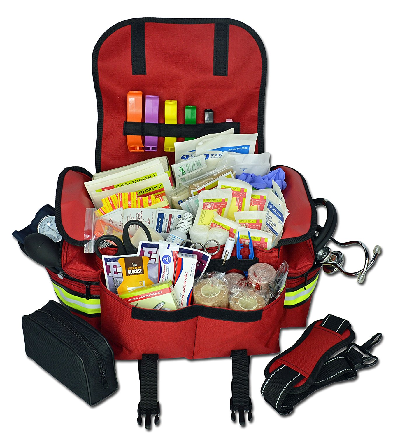 first aid kit for EMS or EMT