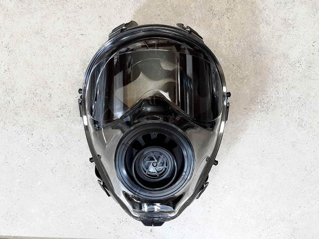 NBC gas masks