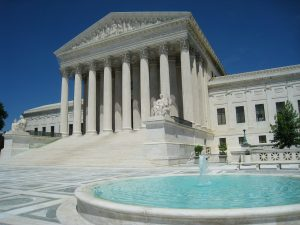 supreme court is partisan