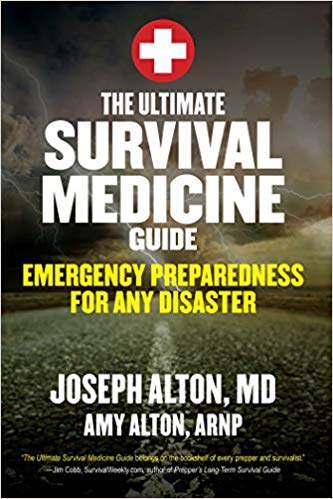 top 3 best survival books - ultimate survival medicine guide