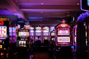 Comparing Voter Machines Versus Slot Machines