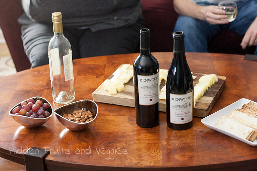 An Evening of Wine + Friends with Kenwood Vineyards