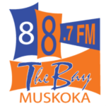 Hunter's Bay Radio Logo