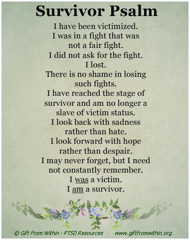 survivor psalm