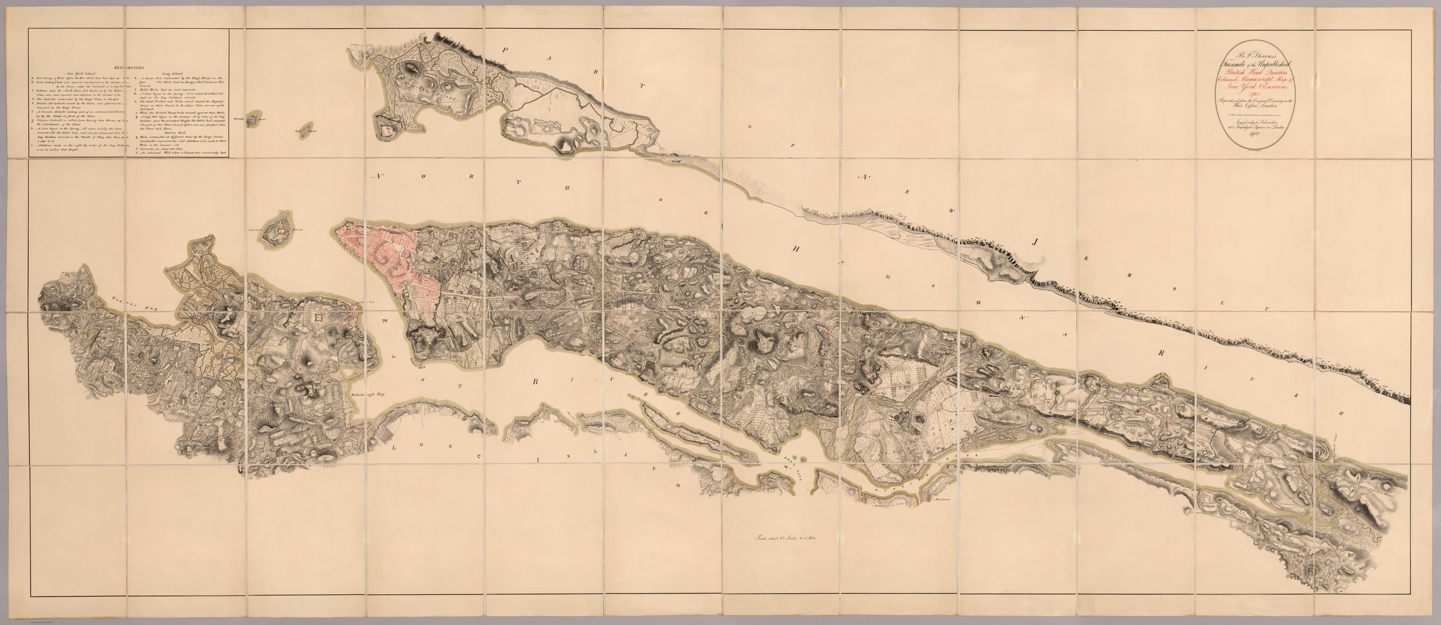 NYC: Post-Postscript: Maps – Hidden Hydrology