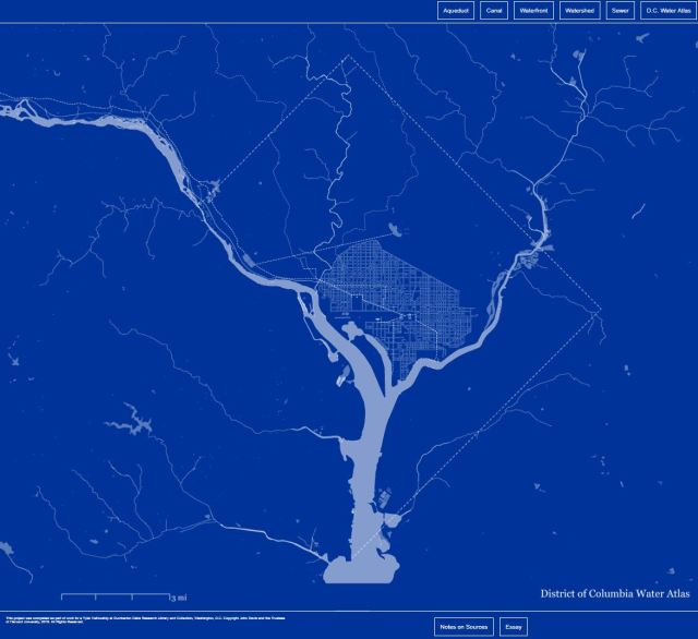 Blog Page 3 Hidden Hydrology - Map Of Us Dams Washington Post