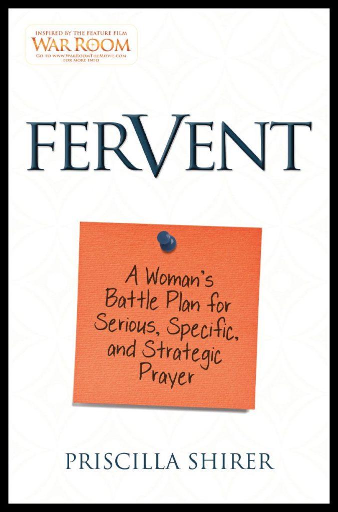 Fervent book cover