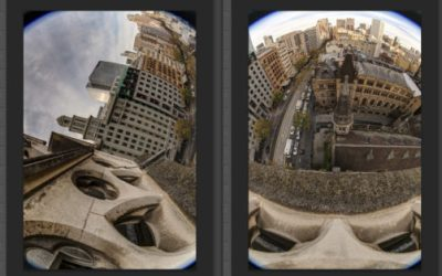 Capturing Melbourne 360° in 2017 from Scots Church Spire