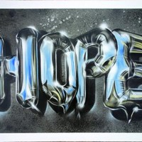 """HOPE"" new print by fanakapan"