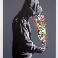 """Connection"" new print by Martin Whatson"