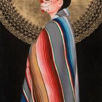 """Sol de Oro"" print by Sylvia Ji"