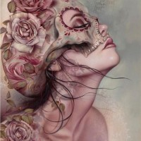 """""""AfterDeath"""" Regular Edition print by Brian Viveros"""