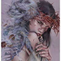 """Sleepwalker"" new print by Brian Viveros and Dan Quintana"