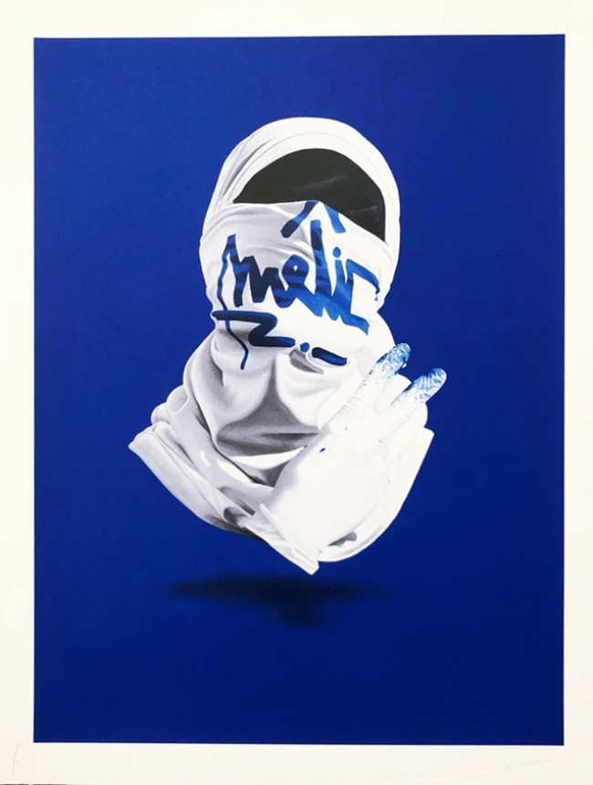 Shirt Mask VII