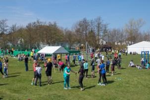 Sportplatz in Vitte