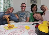 Am Wiesenbiotop Ferienwohnungen Familie