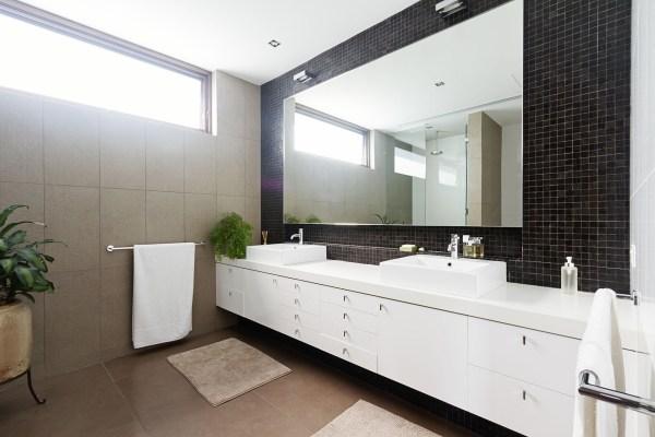 Vanity TV Mirror