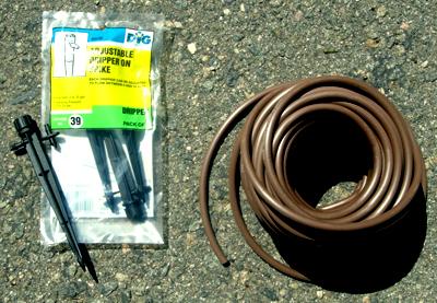 Drip System Dripper Parts
