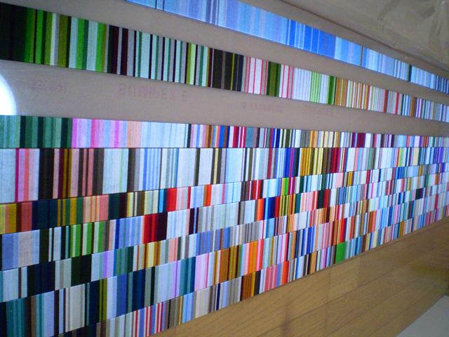 """Shanghai Colors"" work in progress 2  Hidemi Shimura"