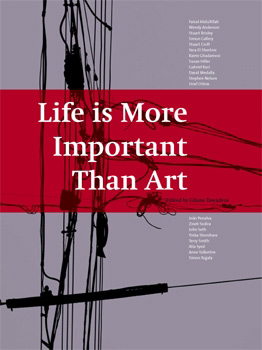 Life is More Important Than Art アート ART Hidemi Shimura