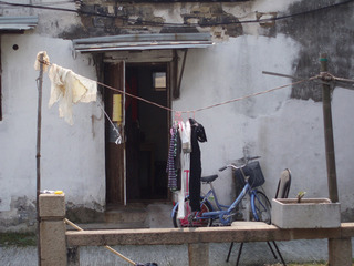 蘇州路地裏情報 Suzhou Back Street Info No.2 蘇州, アーティストインレジデンス Hidemi Shimura