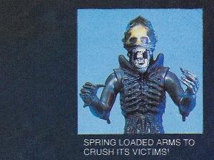 SpringLoadedArms