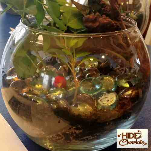 The Secret Garden Book Club Terrarium