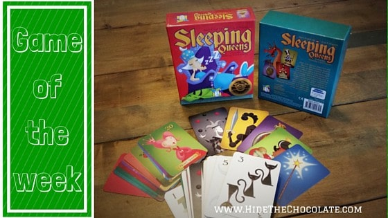 Game of the Week: Sleeping Queens