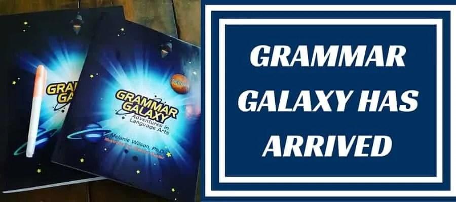 Grammar Galaxy Nebula