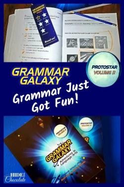 Grammar Galaxy Protostar_ Grammar Just Got Fun PIN
